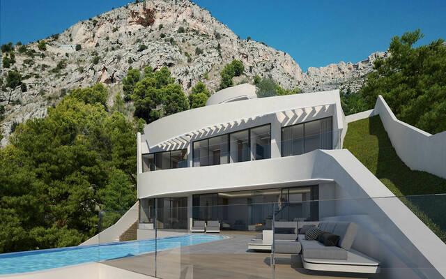 Villa, 4 bedrooms, 413 m²
