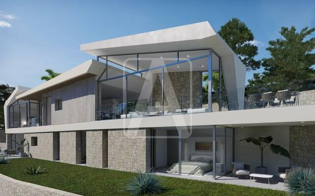 Villa, 4 bedrooms, 390 m²