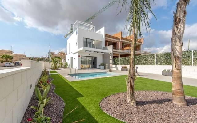 Villa, 3 chambres, 90 m²
