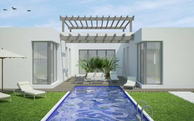 Villa, 3 chambres, 156 m²