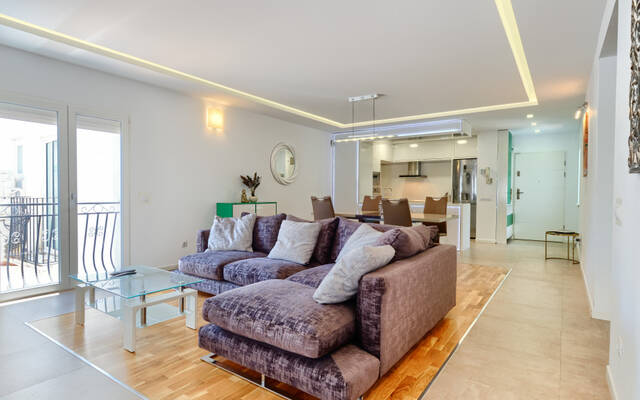 Apartment, 3 bedrooms, 132 m²