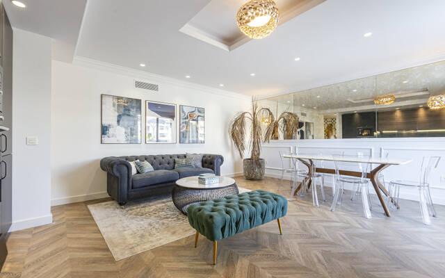 Apartment, 2 bedrooms, 102 m²