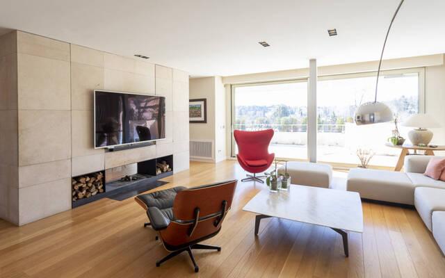 Ático, 3 dormitorios, 204 m²