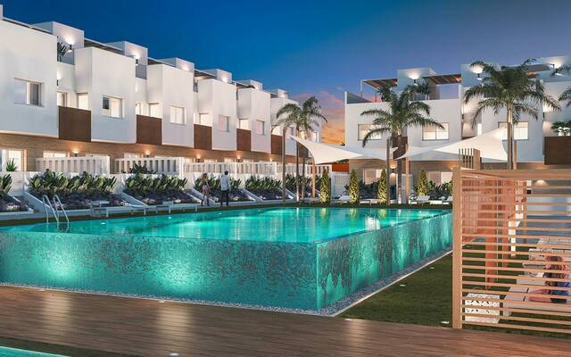 """Townhouses """"Townhouses 500 m from the beach"""" , Torrevieja"""