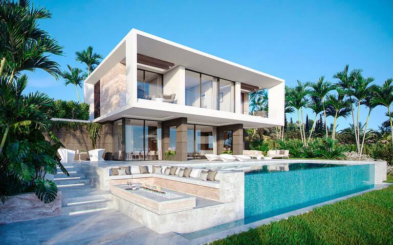 Villa à vendre à Estepona
