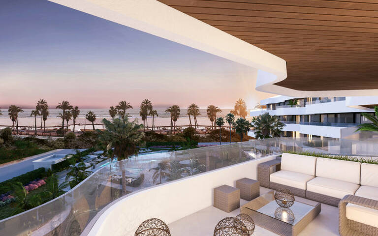Appartement de luxe à vendre à Torremolinos