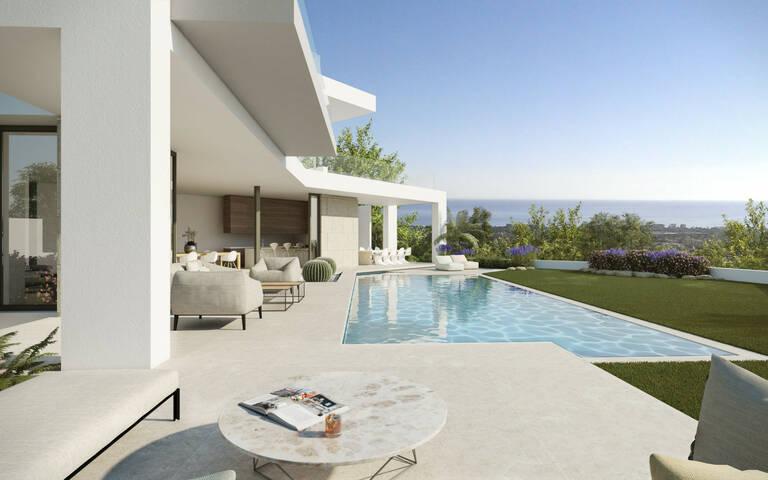Villa à vendre à Marbella - East