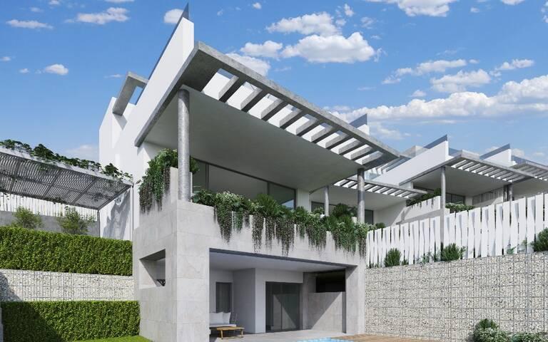 Maison de ville à vendre à Marbella - Town