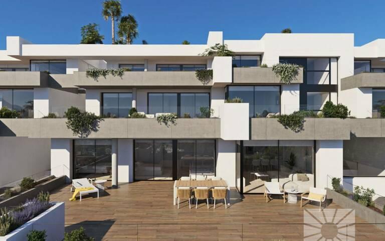 Wohnung zum Verkauf in Dénia