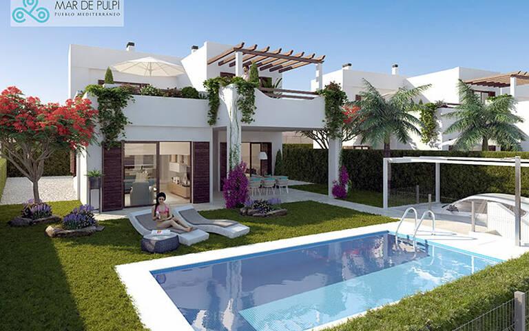 Villa till salu i Vera and surroundings