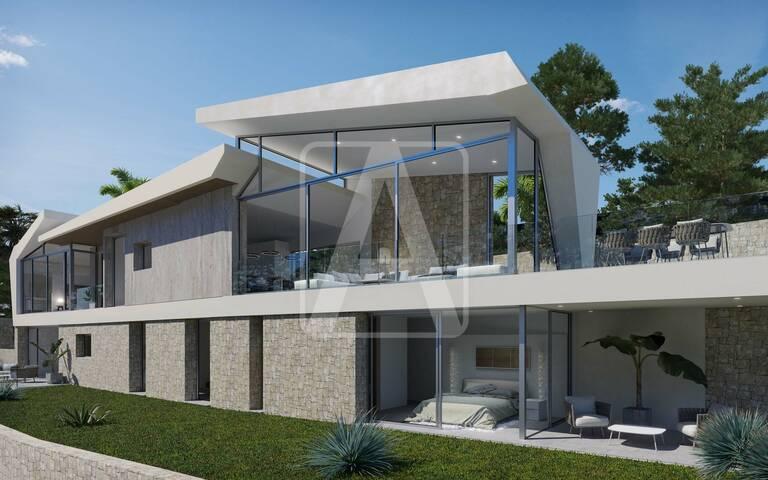 Villa till salu i Calpe