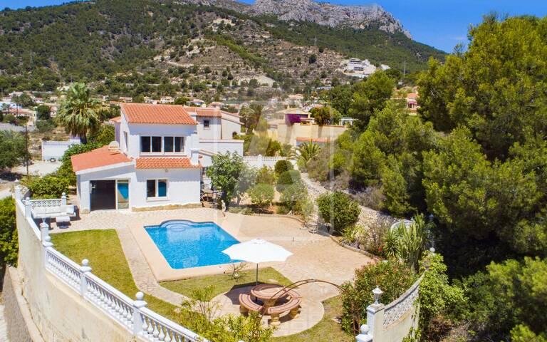 Villa for sale in Calpe