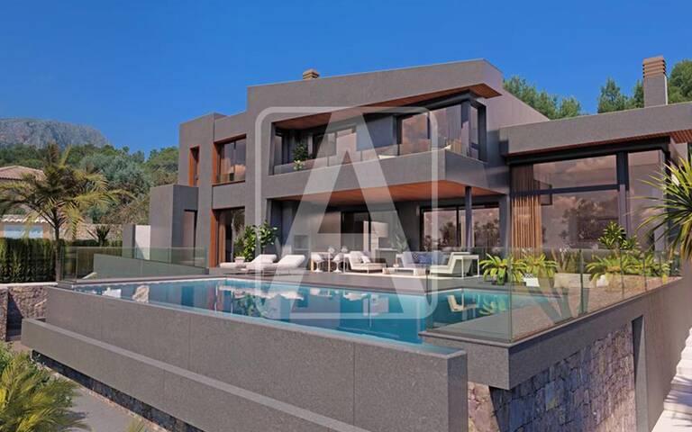 Villa à vendre à Calpe