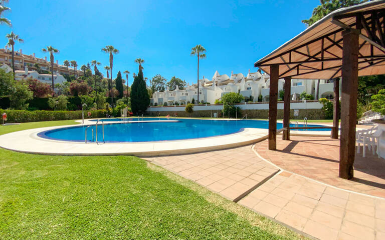Townhouse for sale in Benalmádena