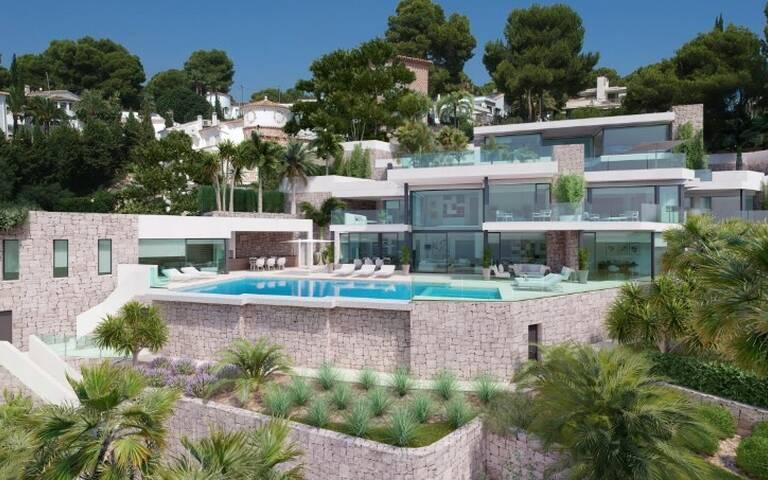 Villa for sale in Teulada and Moraira