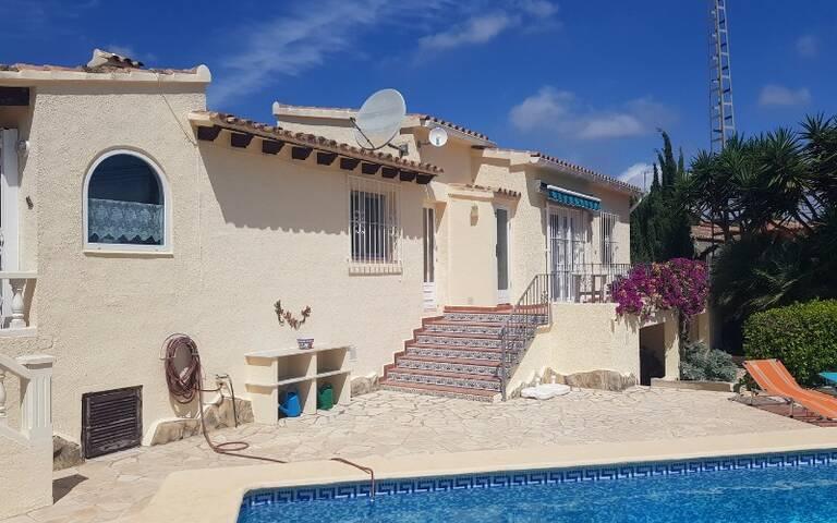 Villa till salu i Teulada and Moraira