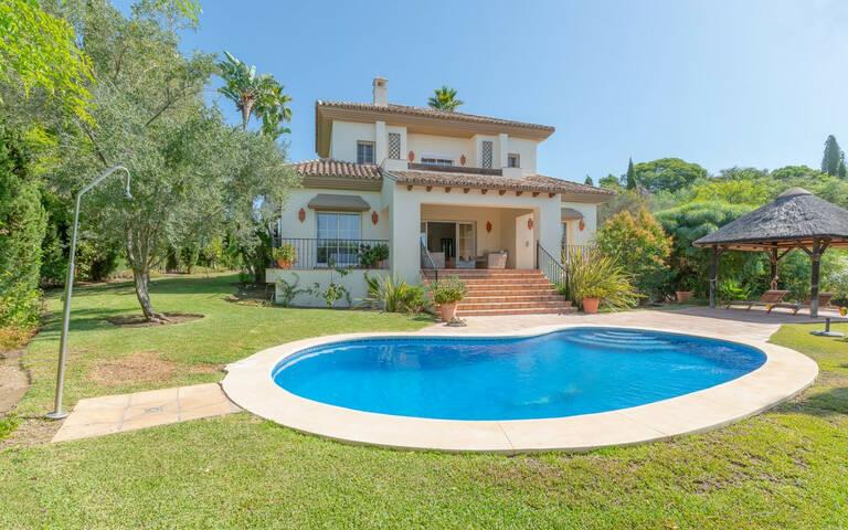 Villa till salu i Marbella - East