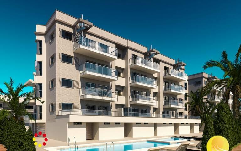 Appartement de luxe à vendre à Oliva