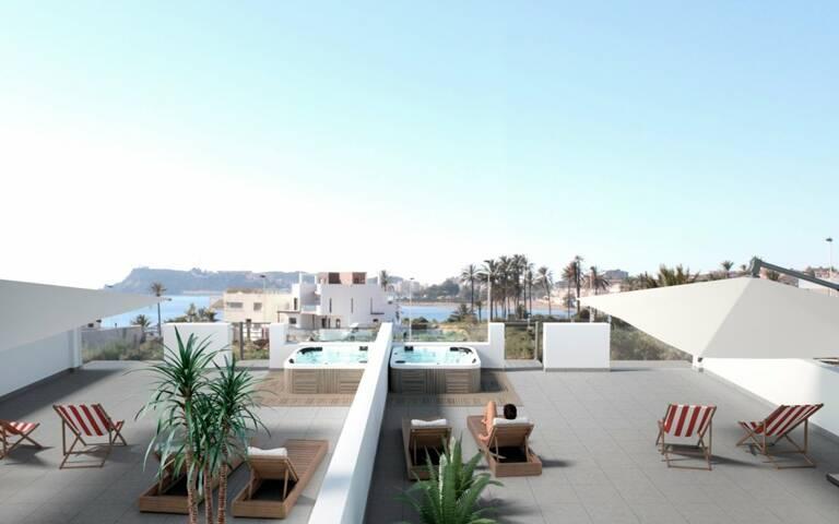 Appartement de luxe à vendre à Mazarrón